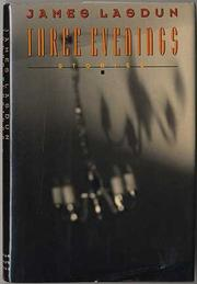 THREE EVENINGS by James Lasdun