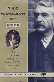 Cover art for THE NAPOLEON OF CRIME