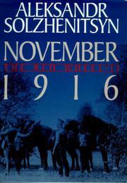11/16/2010 by Aleksandr Solzhenitsyn