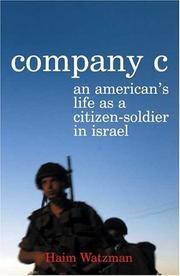 COMPANY C by Haim Watzman