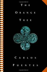 Cover art for THE ORANGE TREE