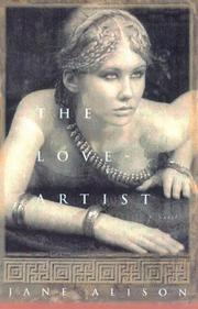 Book Cover for THE LOVE ARTIST