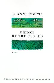 PRINCE OF THE CLOUDS by Gianni Riotta