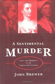 A SENTIMENTAL MURDER by John Brewer