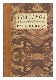 TRACINGS by Paul Horgan