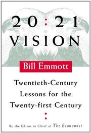 20:21 VISION by Bill Emmott