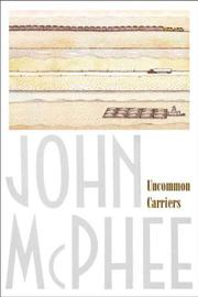 Book Cover for UNCOMMON CARRIERS