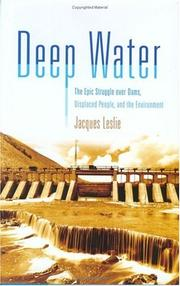 DEEP WATER by Jacques Leslie