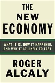 THE NEW ECONOMY by Roger Alcaly