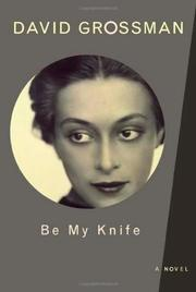 Book Cover for BE MY KNIFE