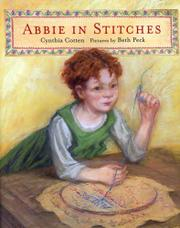 Book Cover for ABBIE IN STITCHES