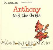 ANTHONY AND THE GIRLS by Ole Könnecke
