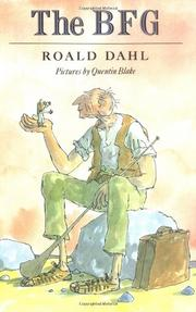 THE BFG by Quentin Blake