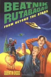 Cover art for BEATNIK RUTABAGAS FROM BEYOND THE STARS