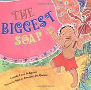 THE BIGGEST SOAP by Carole Lexa Schaefer