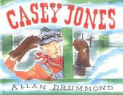 Book Cover for CASEY JONES