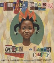 Cover art for THE CHICKEN-CHASING QUEEN OF LAMAR COUNTY