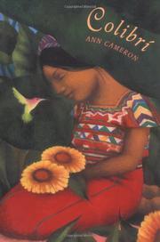 COLIBRÍ by Ann Cameron