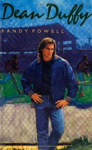 DEAN DUFFY by Randy Powell