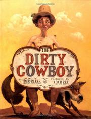 Book Cover for THE DIRTY COWBOY
