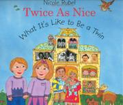 TWICE AS NICE by Nicole  Rubel