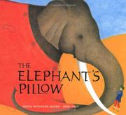 THE ELEPHANT'S PILLOW by Diana Reynolds Roome
