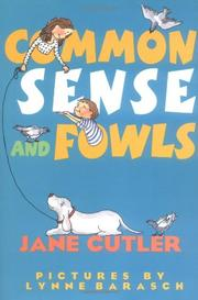 Book Cover for COMMON SENSE AND FOWLS