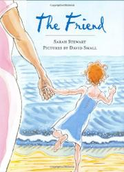 Book Cover for THE FRIEND