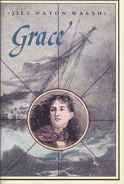GRACE by Jill Paton Walsh