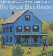 Cover art for THE GREAT BLUE HOUSE