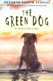 Book Cover for THE GREEN DOG