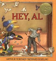 HEY, AL by Arthur Yorinks