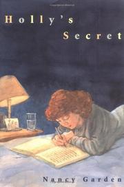 HOLLY'S SECRET by Nancy Garden