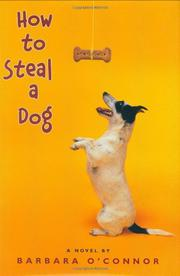 Cover art for HOW TO STEAL A DOG