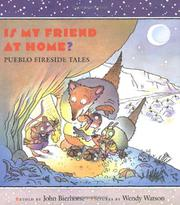 Cover art for IS MY FRIEND AT HOME?