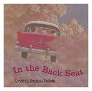 IN THE BACK SEAT by Deborah Durland DeSaix