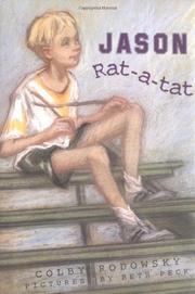 JASON RAT-A-TAT by Colby Rodowsky