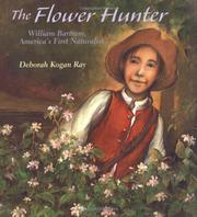 Book Cover for THE FLOWER HUNTER