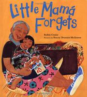 LITTLE MAMÁ FORGETS by Robin Cruise