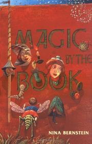 MAGIC BY THE BOOK by Nina Bernstein