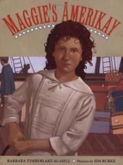 MAGGIE'S AMERIKAY by Barbara Timberlake Russell