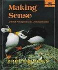 MAKING SENSE by Bruce Brooks