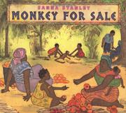 MONKEY FOR SALE by Sanna Stanley