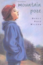 MOUNTAIN POSE by Nancy Hope Wilson