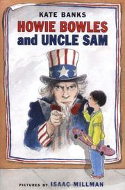 Cover art for HOWIE BOWLES AND UNCLE SAM