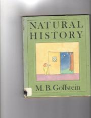 NATURAL HISTORY by M.B. Goffstein