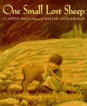 ONE SMALL LOST SHEEP by Claudia Mills