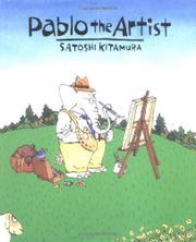PABLO THE ARTIST by Satoshi Kitamura