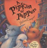 A PIPKIN OF PEPPER by Helen Cooper