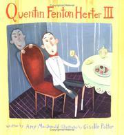 QUENTIN FENTON HERTER III by Amy MacDonald